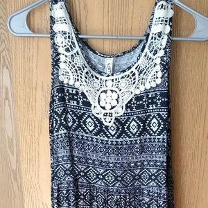 Knit Works Girls Long Casual Dress